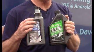 7. Ask Dave: Fork Oil Viscosity