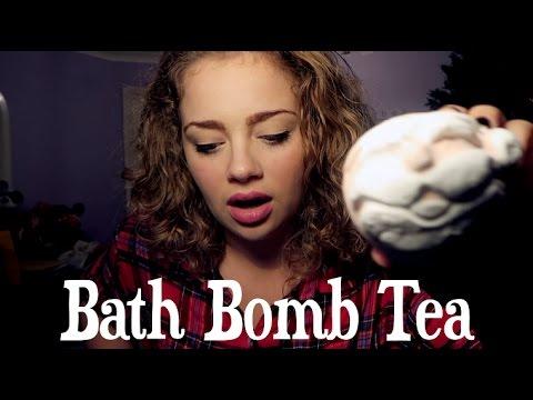 Dropped A Bath bomb In My Tea | Vlogmas Day Eight (видео)
