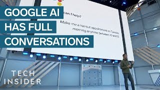 Video New Google AI Can Have Real Life Conversations With Strangers MP3, 3GP, MP4, WEBM, AVI, FLV Oktober 2018