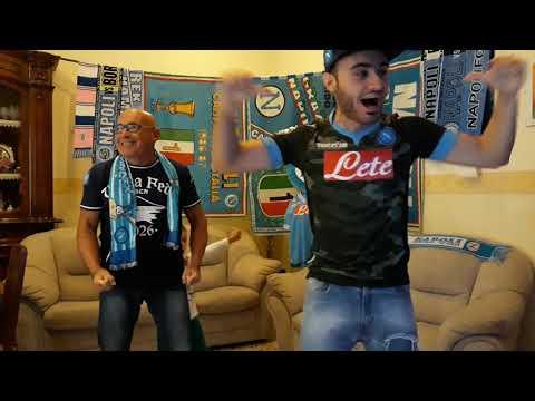 Napoli - Cagliari 3-0  01-10-2017  (Casa Cuomo)