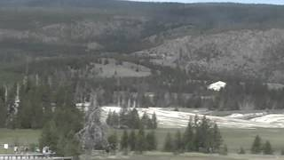 Jul 30, 2011 Upper Gesyer Basin Streaming Camera Captures