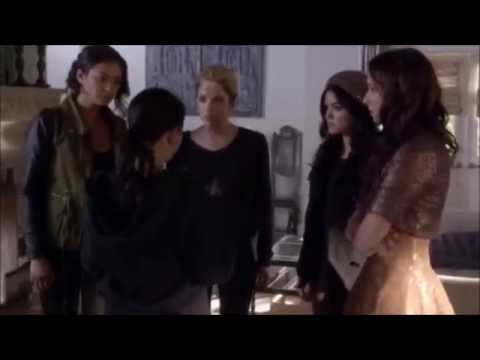 pretty little liars - tribute to mona vanderwaal