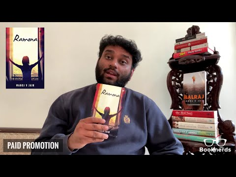 Booknerds Review | Ramona | Manoj Jain
