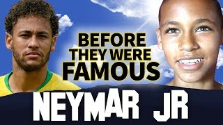 Video NEYMAR JR | Before They Were Famous | Team Brazil FIFA World Cup 2018 MP3, 3GP, MP4, WEBM, AVI, FLV November 2018