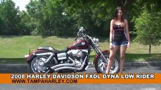 9. Used 2008 Harley Davidson Dyna Low Rider Motorcycles for sale - Gainesville,FL