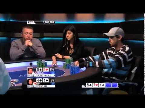 Hand of the Week: Kyle Julius vs Xuan Liu at the 2012 PCA