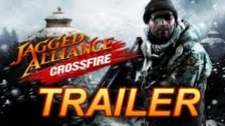 Видео Jagged Alliance: Crossfire