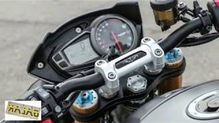 9. 2018 Triumph Speed Triple R review all new