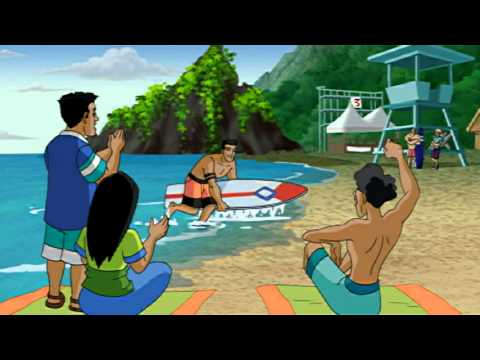Scooby-Doo: Aloha Scooby-Doo! - Clip