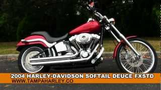 5. 2004 Harley-Davidson Softail Deuce FXSTD