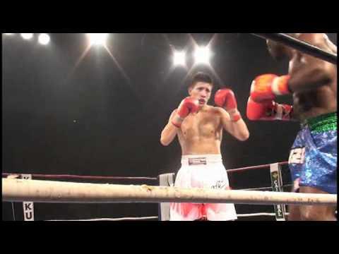 Oliver Thinta vs Maximo Suarez