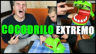 Video COCODRILO EXTREMO CON CHINCHETAS MP3, 3GP, MP4, WEBM, AVI, FLV Agustus 2018