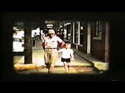 Main Street Beattyville Kentucky 1960