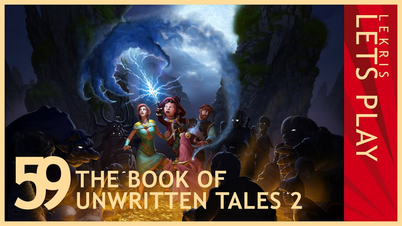 The Book of Unwritten Tales 2 - Kapitel 5 #59 - Igors Keller
