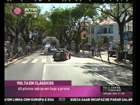 Go To: Volta à Madeira em Automóveis Clássicos