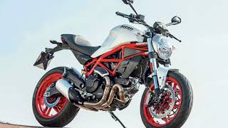 6. 2018 Ducati Monster 797+ First Look