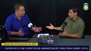 Informativo Dourados (08/02/2018) – IPTU