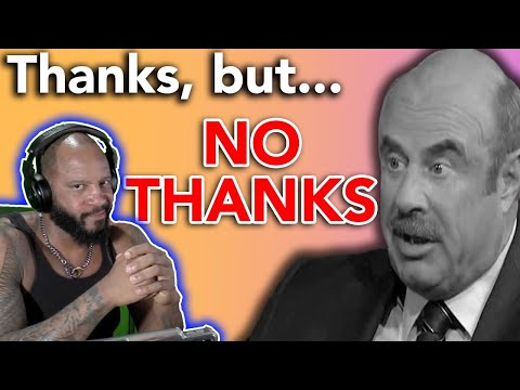 """Dr. Phil Invited Me To """"Debate"""" Masculinity On His Show"""
