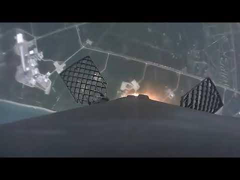 Как это было: Ускоренные кадры с бортовой камеры запуска Falcon 9 миссии SAOCOM 1B