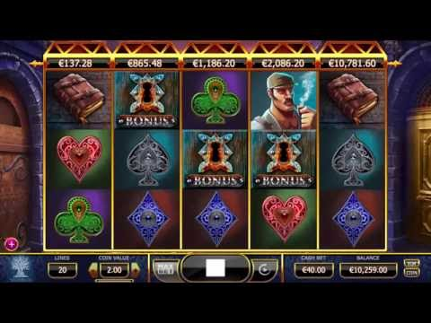 Holmes and the Stolen Stones Online Casino game - Yggdrasil Gaming