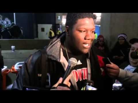 Jamon Brown Interview 11/23/2014 video.