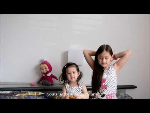 Song ca nhạc Anh Việt - bé Camilla ThyThy và Annalisa LyLy