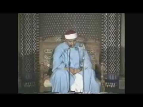 Beautiful Surah Qamar Quran Recitation by Sheikh Mustafa Ismail