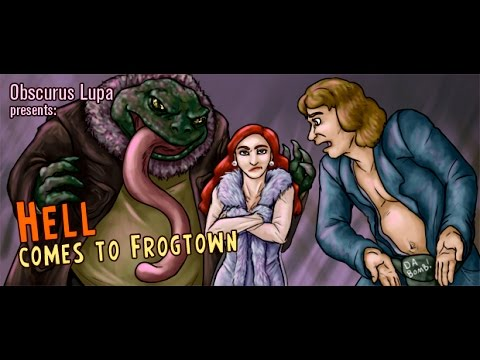 Hell Comes to Frogtown (1988) (Obscurus Lupa Presents) (FROM THE ARCHIVES)