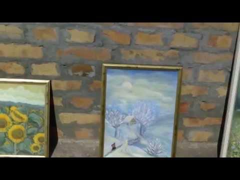 Peti krajiški otkos 2014.  -  izložba slika slikarke Anke Kukoleča