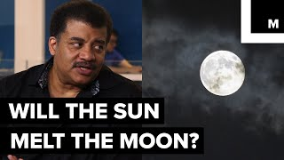 Neil deGrasse Tyson sat down with Meteorologist Joe Rao to discuss a question an audience member asked about the sun melting the moon with its heat during the solar eclipse.Listen to the full StarTalk podcast here: http://bit.ly/2v9D9pfStarTalk on Mashable is a video series, produced by Mashable and StarTalk Radio. StarTalk Radio is a podcast and radio program hosted by astrophysicist Neil deGrasse Tyson.StarTalk Radio on Twitter: https://twitter.com/StarTalkRadioStarTalk Radio on YouTube: https://www.youtube.com/user/startalkradio