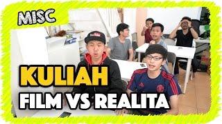 Video Film vs. Realita: Kuliah MP3, 3GP, MP4, WEBM, AVI, FLV Mei 2019