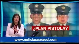 INVESTIGAN ASESINATO DE DOS POLICÍAS EN CASANARE