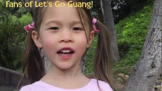 http://www.ahachinese.com Who Said Learning Chinese is Hard? Fans of Let's Go Guang! show off their stuff. To learn more about the multiple award winning pro...