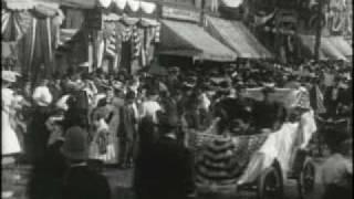 1904 Labor Day Parade, Massachussetts