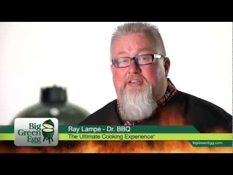 Big Green Egg Video