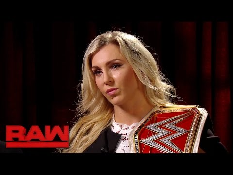 Charlotte Flair gets honest about her former friendship with Bayley: Raw, Jan. 23, 2017