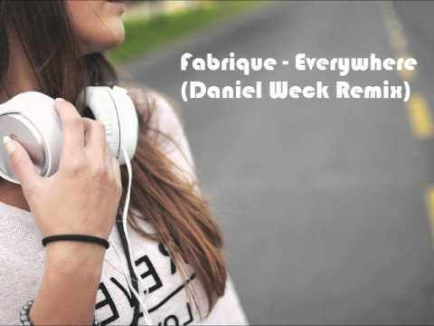 Fabrique -  Everywhere (Daniel Weck Remix) TOP HOUSE MUSIC 2016 (видео)