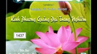 10/20: Phẩm Đản Sanh (tt) (HQ) | Kinh Phương Quảng Đại Trang Nghiêm