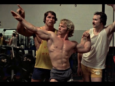 """Who was the """"Little Guy"""" from Pumping Iron?"""