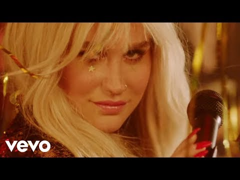 Kesha shares video for new song 'Woman'