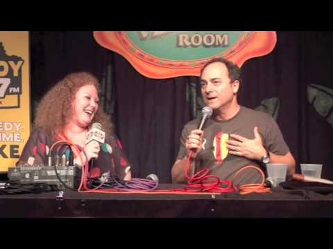 24/7 Comedy Radio @ SXSW: Interview With Kevin Pollak