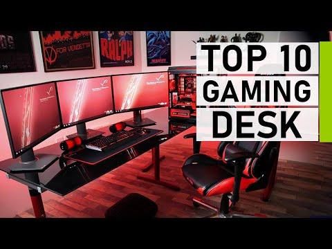 Top 10 Best Gaming Desk in 2020