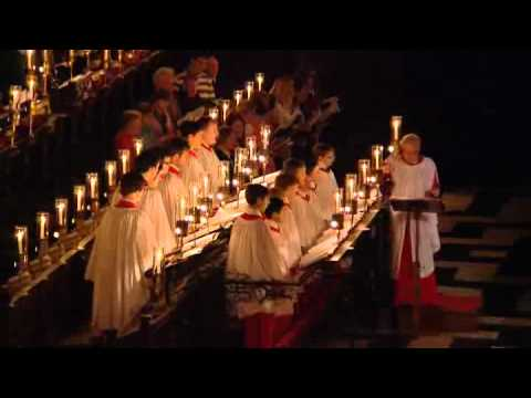 King's College Choir - Thine be the glory (Haendel)