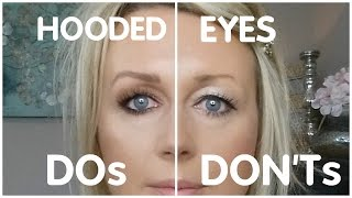 Video HOODED, DROOPY EYES  - TIPS AND TRICKS (updated) MP3, 3GP, MP4, WEBM, AVI, FLV Juni 2018