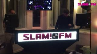Oliver Heldens - Live on Slam Fm! Radio Holanda 2014