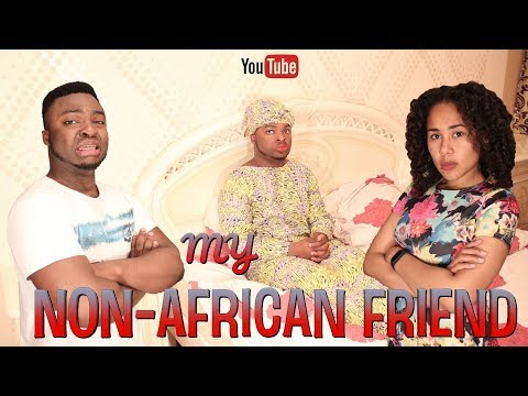 Video When You Bring Your Non-African Friend To An African Home download in MP3, 3GP, MP4, WEBM, AVI, FLV January 2017