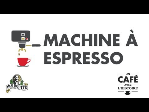 L'volution de la machine  espresso