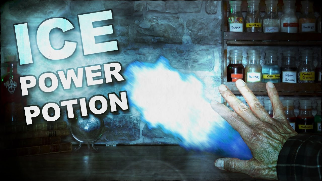How To Brew An Ice Power Potion