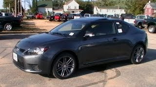 2013 SCION TC REVIEW 3 DOOR HATCHBACK WITH ROOF OF GLASS WWW.NHCARMAN.COM