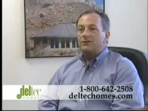 Deltec Homes builds round homes with 100% Solar Power